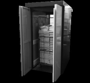 Технология RFID шкаф для прачечной